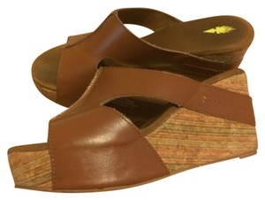 Volatile Brown Wedges