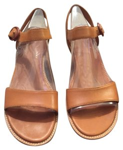Camper Brown Wedges