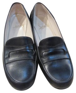 Christian Louboutin Loafer Penny Loafer Comfy Loafer Black Flats
