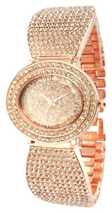 Mega glitz Crystal bracelet watch