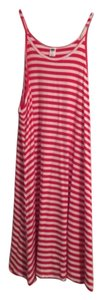 Old Navy short dress Red and white on Tradesy
