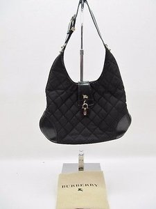 Burberry Brooke Quilted Hobo Bag