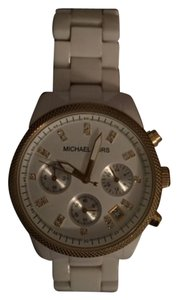 Michael Kors Michael Kors MK-5189 white ceramic watch
