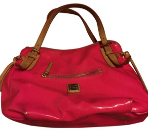 Dooney & Bourke Tote in Hot Pink