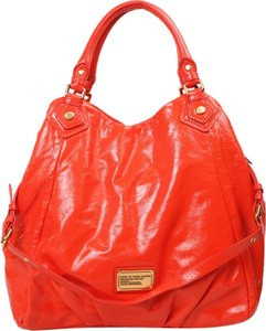 Marc by Marc Jacobs Francesca Patent Hobo Bag