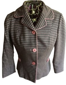 Halogen pink/green/brown Blazer
