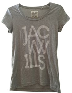 Jack Wills T Shirt Grey