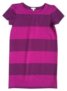 Gap Shift Size Xs Striped Dress