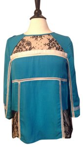 Pencey Top blue