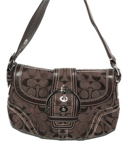 Coach Soho Signature Hobo Bag