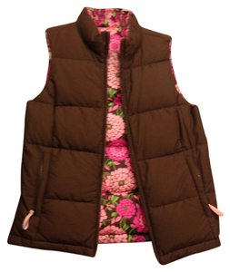 Lilly Pulitzer Size Small Down Vest