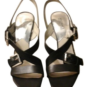Michael Kors Sexy Chuncky Comfortable Must Have black Platforms
