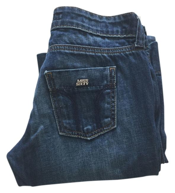 Preload https://img-static.tradesy.com/item/6388624/miss-sixty-blue-medium-wash-collection-boot-cut-jeans-size-24-0-xs-0-0-650-650.jpg