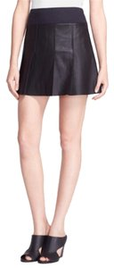 Vince Mini Skirt Blac
