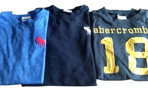 Abercrombie & Fitch T Shirt multiple
