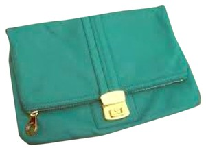 Marc Jacobs Teal Clutch