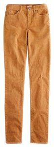 J.Crew Skinny Pants Stable Brown