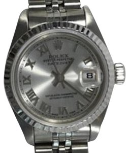 Rolex Rolex Datejust Lady Stainless Steel Watch