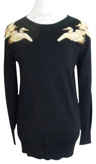 Preload https://img-static.tradesy.com/item/6389698/altazurra-for-target-embroidered-birds-black-and-gold-sweater-0-0-650-650.jpg