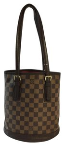 Louis Vuitton Petit Tote in Damier Ebene