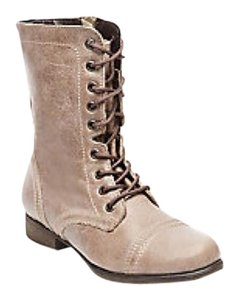Steve Madden Bone w distressed shading at toe/heel Boots
