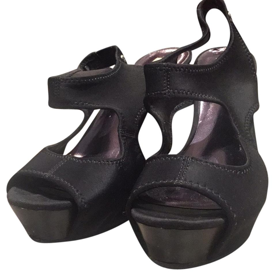 3b98d1722823 Simply vera wang black wedges size us regular tradesy jpg 955x960 Vera wang  wedges shoes