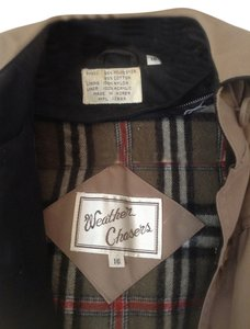 Weather Chasers Vintage 60's Trench Coat