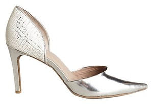 Seychelles Amazing Comfy Silver/white Pumps