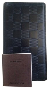 Louis Vuitton Louis Vuitton Damier Infini Check Book Cover.