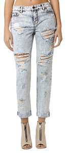 Buffalo David Bitton Boyfriend Cut Jeans