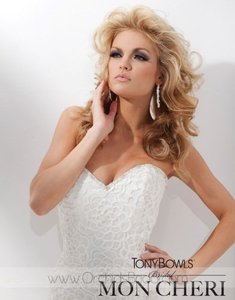 Tony Bowls Brand New T211282 Wedding Dress