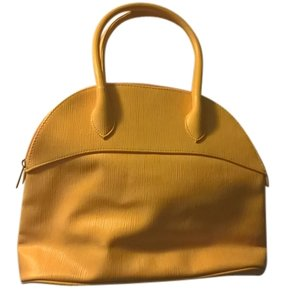 Pretty Satchel in Yellow