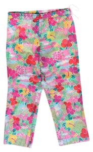 Lilly Pulitzer Floral Capris