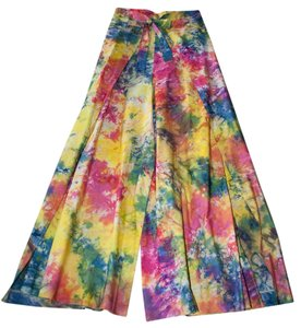 Other Singapore Style Handmade In Usa Adjustable Wrap Prices Increase 12/1 Relaxed Pants Yellow, Green, Pink, Blue, Purple