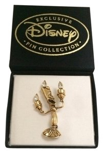 Disney Vintage Disney Lumiere Beauty & The Beast Brooch