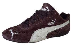 Puma brown/cream Athletic