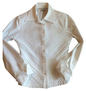 Conrad C Button Down Shirt White