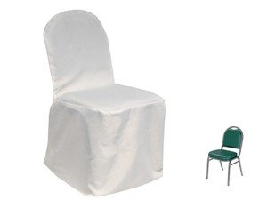 150white Standard Banquet Chair Covers- Only Used Once