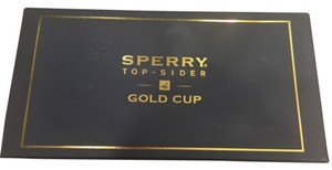 Sperry Gold Cup Blue Flats