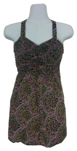 Band of Gypsies short dress Multi-color Floral Summer on Tradesy