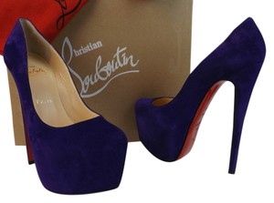 Christian Louboutin Purples Pumps