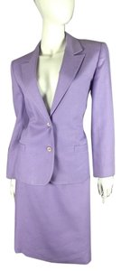 Givenchy GIVENCHY Lavender Skirt Suit