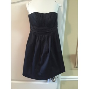 David's Bridal Black Dress