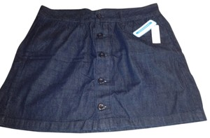 Old Navy Skirt Dark Blue