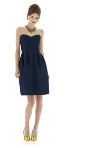 Alfred Sung Midnight Alfred Sung D618 Dress