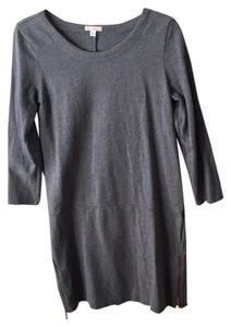 Gap short dress Gray on Tradesy