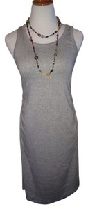 Liz Lange Maternity Liz Lange Maternity Grey Tank Dress