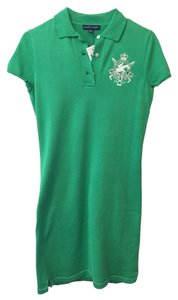 Ralph Lauren short dress Green Polo on Tradesy
