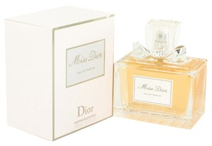 Dior Miss Dior (Miss Dior Cherie) By Christian Dior Eau De Parfum Spray (New Packaging) 3.4 Oz