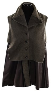Gary Graham Wool Vest Sweater